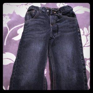 Boys Wrangler jean size 7